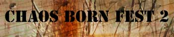 1 октября в Jolly Roger Chaos born fest-2