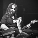 Tommy Talamanca - гитарист и клавишник итальянской группы Sadist