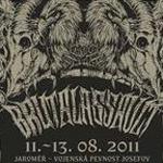 Последние приготовления фестиваля Brutal Assault 2011
