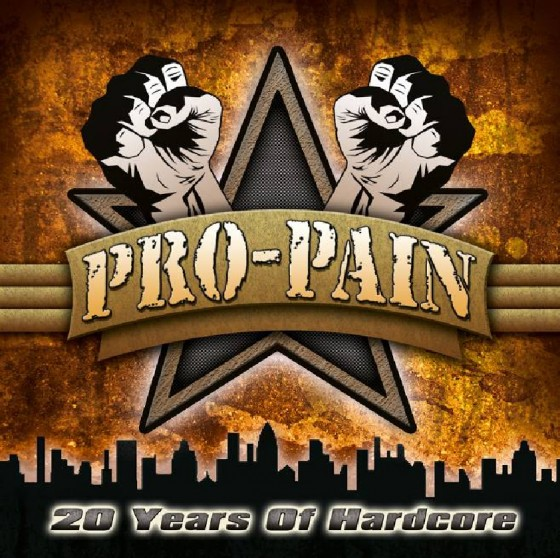 Pro-Pain - «20 Years Of Hardcore»