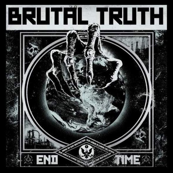 Новые альбомы сентября 2011: Brutal Truth – «End Time»