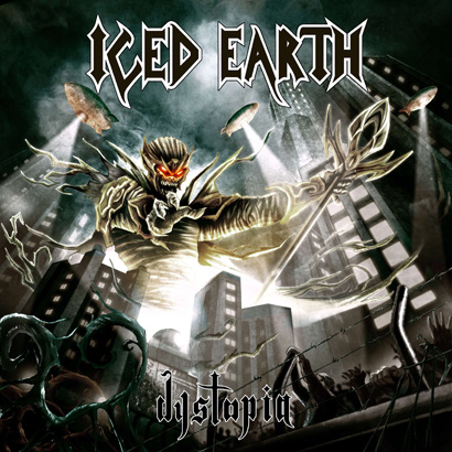 Новые альбомы октября 2011: Iced Earth – «Dystopia»