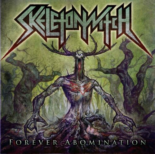 Новые альбомы октября 2011: Skeletonwitch – «Forever Abomination»