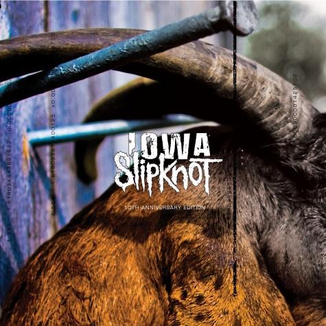 Новые альбомы ноября 2011: Slipknot – «Iowa (10th Anniversary Edition)»