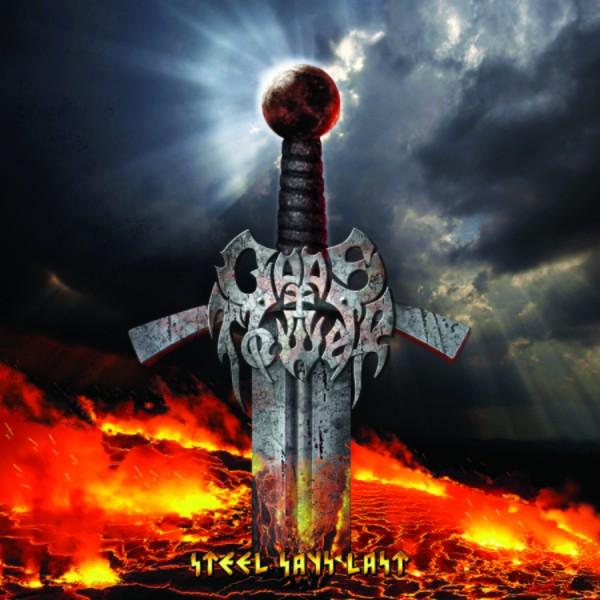 Новые альбомы октября 2011: Gods Tower – «Steel Says Last»
