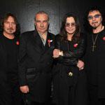 Black Sabbath объявили реюнион в оригинальном составе. Видео