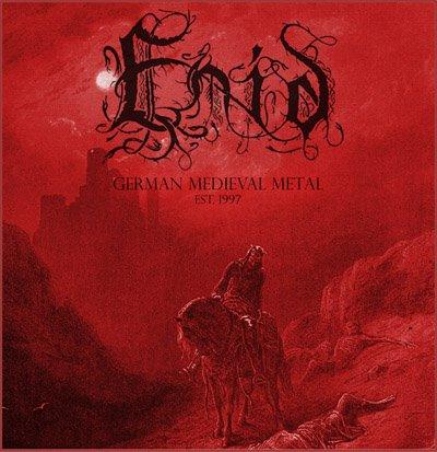 Новые альбомы ноября 2011: Enid - «Munsalvaesche»