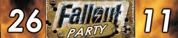 26 ноября Fallout II Post Apocaliptic Party в замке «Риттербург»