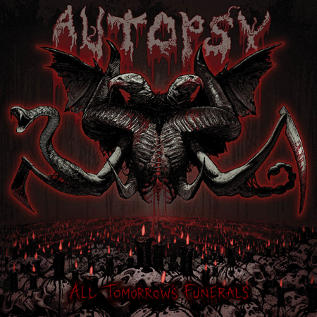 Новые альбомы февраля 2012: Autopsy – «All Tomorrow's Funerals» + видео