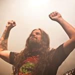 Концерт Sepultura в Минске. Фото