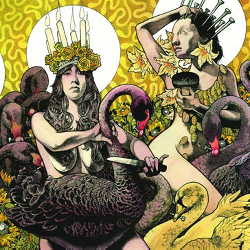 Новые альбомы июля 2012: Baroness - «Yellow & Green» + видео