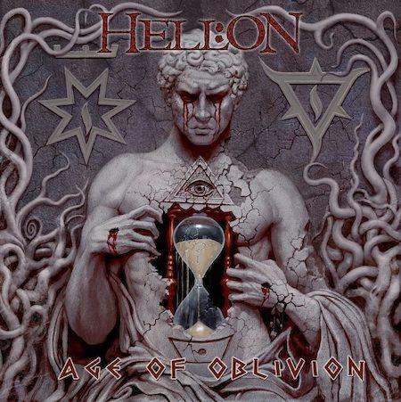 Новые альбомы июля 2012: HELL:ON - «Age Of Oblivion» + видео