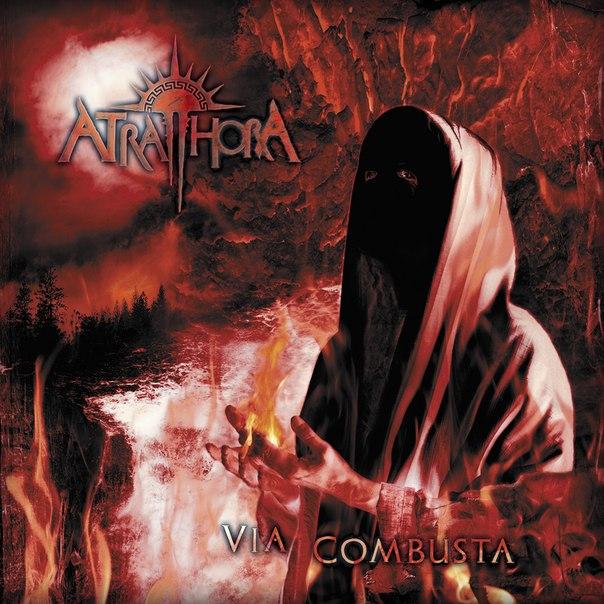 Новые альбомы августа 2012: Atra Hora - «Via Combusta» + видео