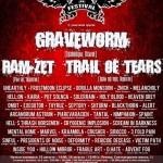 Четыре иностранные группы не выступили на Metal Crowd 2012
