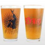 Фотограф выпустил стаканы с портретом Дио