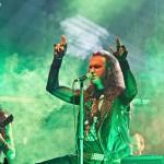 Фото с концерта Moonspell в Минске