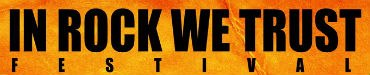 13 марта - фестиваль In Rock We Trust в клубе Re:Public (Минск)