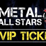 Участники шоу Metal All Stars в Минске поужинают с поклонниками