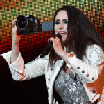 Фоторепортаж с концерта Within Temptation в Минске