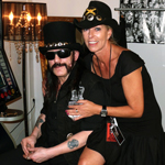 """Promotör Ute Kromrey: """"I've been with Lemmy through some tough situations"""". Interview"""