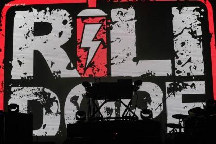 Разогревала Linkin Park минская rapcore-команда
