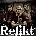 большой концерт группы Re1ikt в небольшом, но уютном клубе Граффити 13 марта.