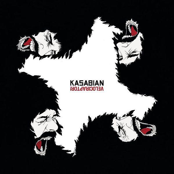 Новые альбомы сентября 2011: Kasabian – «Velociraptor!»