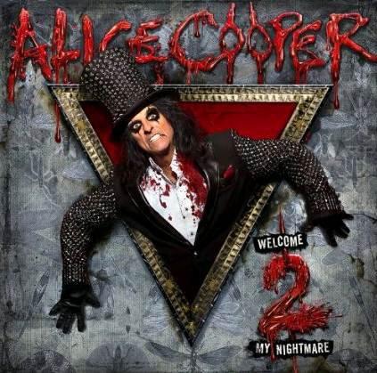 Новые альбомы сентября 2011: Alice Cooper – «Welcome 2 My Nightmare»
