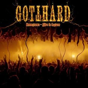 Новые альбомы сентября 2011: Gotthard - «Homegrown - Alive In Lugano»