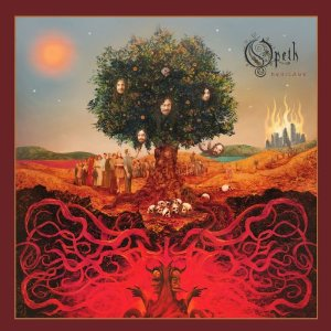 Новые альбомы сентября 2011: Opeth - «Heritage» width=