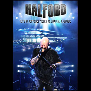 Новые альбомы октября 2011: Halford – «Halford Live At Saitama Super Arena»