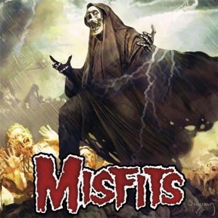 Новые альбомы октября 2011: Misfits – «The Devil's Rain»