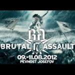 Пополнение на Brutal Assault 2012
