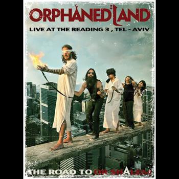 Новые альбомы ноября 2011: DVD Orphaned Land - «The Road To OR-Shalem»