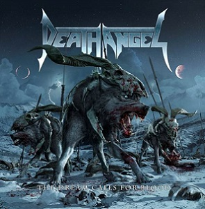 Новые альбомы октября 2013: Death Angel — «The Dream Calls for Blood» + видео