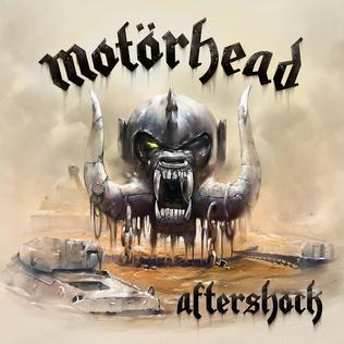 Новые альбомы октября 2013: Motörhead — «Aftershock» + аудио
