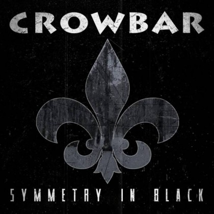 Сrowbar - Symmetry in black