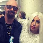 Лидер Judas Priest мечтает о сотрудничестве с Lady Gaga