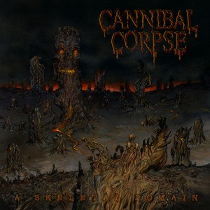 Cannibal Corpse — «A Skeletal Domain»