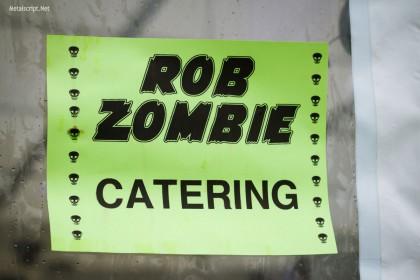 Здесь ест Роб Зомби.